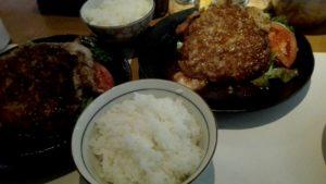 ハンバーグはカロリーは高いがダイエット中に食べてもやせる!おすすめの大阪のハンバーグ!