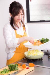 チゲ鍋はカロリーも低く、ダイエットに最適な食事です。乳酸菌が多いのもおすすめのポイント!