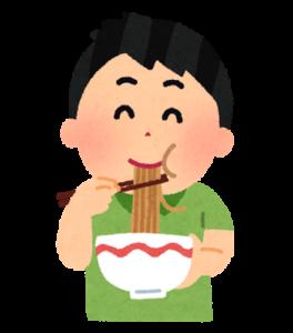 ラーメンはカロリーは高いが痩せる!ダイエット中に食べても痩せたのでおすすめです!