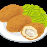 カキフライはカロリーが低く、ダイエットにオススメ!