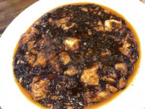 麻婆豆腐は低カロリーでやせる!ダイエットに気をつけるポイントは?麻婆豆腐の写真。