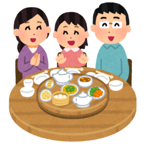 中華料理のカロリーは高いがやせる。ダイエットも楽しく過ごす為のレコーディングダイエット。