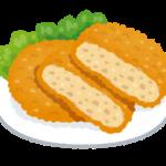 コロッケのカロリーは高いがやせる。コンビニやスーパー、精肉店で手軽に購入できるのでダイエットにもオススメです!!