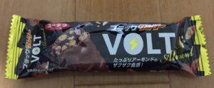 ユーラクのブラックサンダーVOLTが超おいしい!ダイエット中もカロリーを把握しておけばチョコレートも楽しめます。