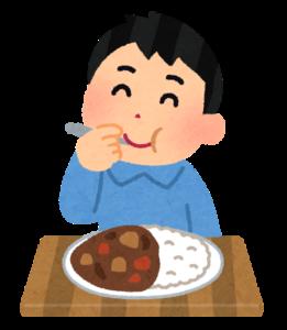 カレーはカロリーは高いがやせる!ダイエットにストレスなくスリムになる方法をご紹介します。