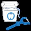 デンタルフロスのメリット。やりづらい奥歯のケアの方法や使用頻度、おすすめのフロスなど。
