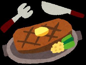 ステーキ丼はカロリーは高いがやせる。ダイエットのおすすめレシピと牛肉の栄養素。