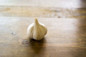 カロリーの高いラーメンでダイエット!にんにくの健康に効く栄養素・成分。