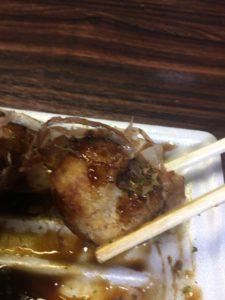 京都でおススメのたこ焼き屋、蛸虎。たこ焼きのカロリーは高いがダイエット中に食べてもやせる!