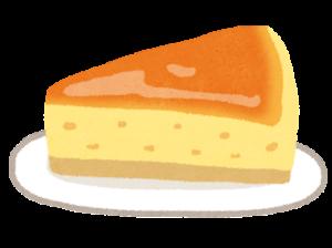りくろ―おじさんの店、チーズケーキのカロリーは?