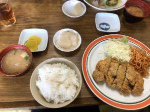 ビフカツ定食!900円!