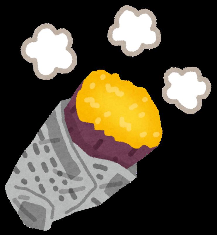 焼き芋のカロリーは?