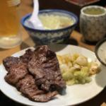 牛タンのカロリーは高いがやせる。仙台名物でダイエットがはかどりました!