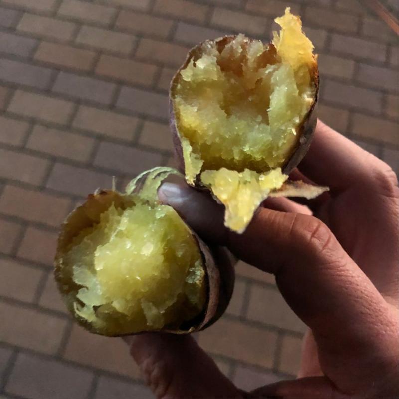 焼き芋はカロリーは高いがダイエット中に食べてもやせる。さつまいもの栄養素。