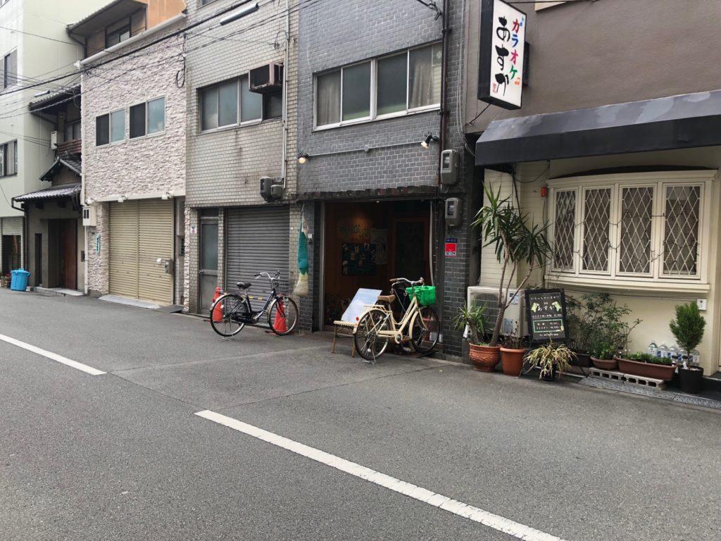 大阪の本町のおいしいフレンチのお店。