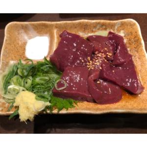 【レバー】焼肉はカロリーが高くてもダイエット中に食べてもやせる!半生レバーのおいしい焼き方。
