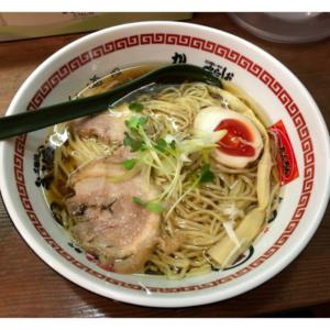 中華そばはカロリーは高いがダイエット中に食べてもやせる!!本町の麺屋はなぶさでランチを食べてきた!