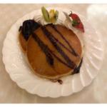 ホットケーキのカロリーは高いがダイエット中に食べてもやせる!大阪のレトロ喫茶に行ってきたよ!